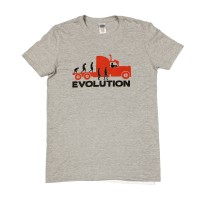 Men's T-shirt - Evolution